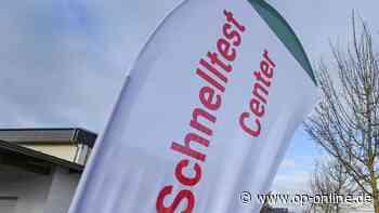 Egelsbacher Testcenter schließt zum Monatsende – keine Einigung mit Kassenärztlicher Vereinigung - op-online.de