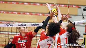 Volleyball-BL: Potsdam startet mit Sieg gegen Vilsbiburg in die Playoffs - sportschau.de