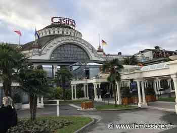 Evian-les-Bains : un jeune homme de 17 ans poignardé devant le casino - Le Messager