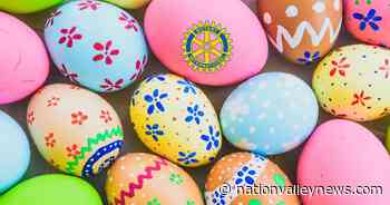 Rotary Club of Chesterville Easter egg hunt underway!   Nation Valley News - Nation Valley News