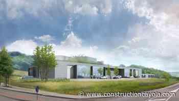 Le Groupe em2c construit un nouveau parc Artipolis à Communay - Construction Cayola