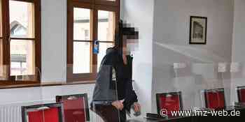 Einbrüche in Sangerhausen: Angeklagte geht in Berufung - Mitteldeutsche Zeitung
