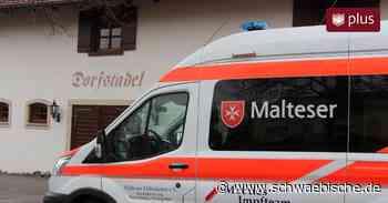 Mobiler Impftag in Bad Wurzach: Erste Spritzen sind gesetzt - Schwäbische