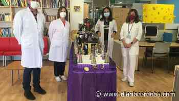 La Semana Santa llega al Materno Infantil del hospital Reina Sofía - Diario Córdoba