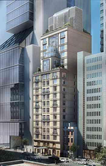 115 East 55th Street Nears Pinnacle In Midtown East - New York YIMBY