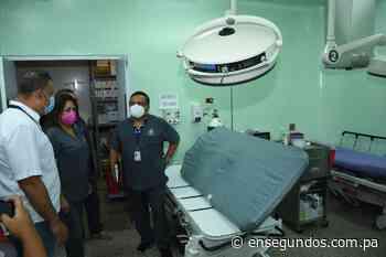 Instalado Hospital Campaña en Aguadulce – En Segundos Panama - En Segundos