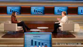 Anne Will: Merkel drängt Länder zu härterem Corona-Kurs