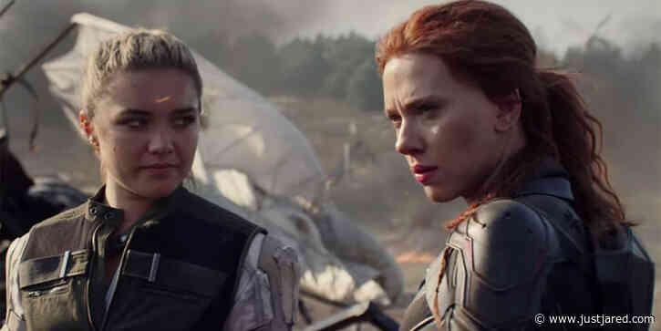Scarlett Johansson & Florence Pugh Both Had Pneumonia While Filming 'Black Widow'