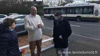 À Loos, les riverains de l'arrêt Marlière veulent que les chauffeurs de bus coupent leur moteur - La Voix du Nord