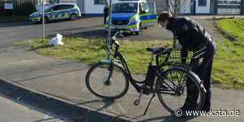 Mit Hubschrauber in Klinik gebracht: Radfahrer nach Unfall in Eitorf schwer verletzt - Kölner Stadt-Anzeiger