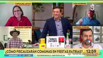 Iván Moreira lanzó particular paya en el matinal 'Contigo en la Mañana'  VIDEO - Ilustrado Chile