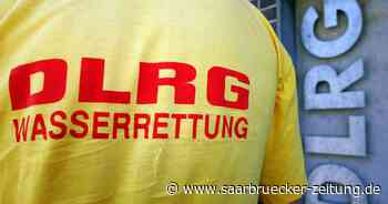 Rettungsaktion für Kind aus Schmelz im Bostalsee bei Gonnesweiler - Saarbrücker Zeitung