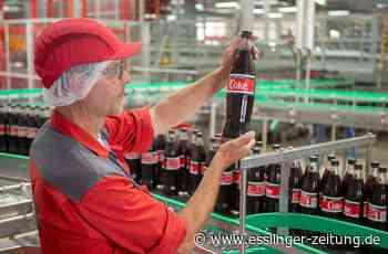 Mehr Schienentransport: Coca-Cola Werk in Deizisau übernimmt Vorreiterrolle im Schienentransport - esslinger-zeitung.de