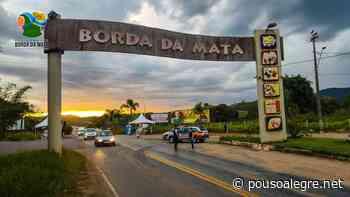 Borda da Mata fecha entrada para turistas e parentes de moradores até o dia 4 de abril - PousoAlegre.net