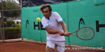 Merida unico español en semifinales en el ITF J1 Villena - La Web del Tenis