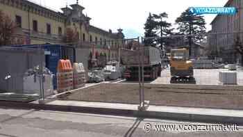 Si amplia il cantiere in centro città a Domodossola - Azzurra TV