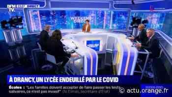 À Drancy, un lycée endeuillé par le Covid (2) - 27/03 - Actu Orange