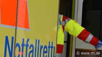 Frontalcrash in Ingelfingen: Zwei Menschen in Lebensgefahr - RTL Online