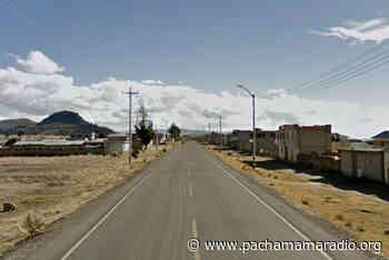 Piden a autoridades provinciales recoger residuos sólidos de la vía Yunguyo – Zepita - Pachamama radio 850 AM