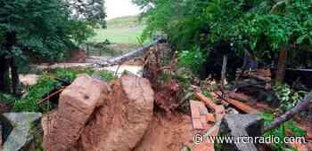 Más de 200 familias afectadas en Simití (Bolívar) por las fuertes lluvias - RCN Radio