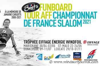 L'épreuve AFF de Marignane reportée… - Windsurf Journal - 28/03/2021 - Windsurfjournal.com