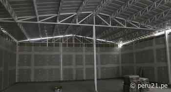 Instalarán camas UCI y planta de oxígeno en hospital de Palpa en Ica - Diario Perú21