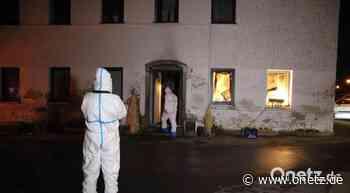 Mann stirbt bei Wohnungsbrand in Neunburg vorm Wald - Onetz.de