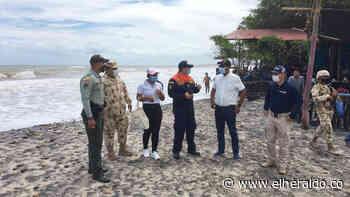 Restringen las playas de Dibulla, en La Guajira - EL HERALDO