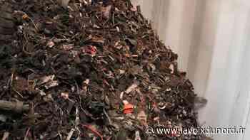 précédent À Lesquin, les Douanes bloquent 53 tonnes de déchets destinées à la Thaïlande - La Voix du Nord