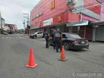 Hombre es detenido en Changuinola con posesión de presunta sustancia ilícita - El Siglo Panamá