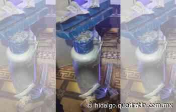 Aseguran a 3 individuos que ingresaron a un domicilio en Mixquiahuala - Quadratín Hidalgo