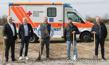 Neue Rettungswache: Startschuss für Entwicklung des Industrieparks Philippsburg - Philippsburg - Wochenblatt-Reporter
