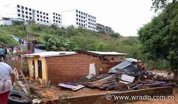 Fuertes lluvias en Dagua, Valle del Cauca, dejan al menos 57 familias afectadas - W Radio