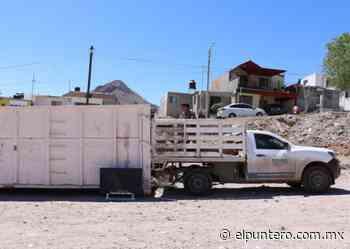 Atenderá el Destilichadero Paseos del Camino Real, Punta Oriente y Fraccionamiento Cerro Grande - El puntero