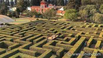 IMÁGENES: Hacienda Panoaya y su fantástico laberinto en Amecameca - Uno TV Noticias
