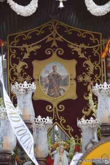 Provincia. Función Principal de Instituto en la Hdad. de San Benito Abad en Tocina-Los Rosales - Arte Sacro