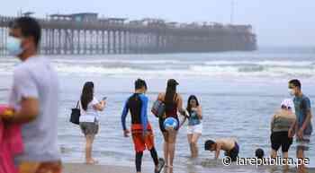Lambayeque: playas de Pimentel y Puerto Eten se mantienen saludables - LaRepública.pe