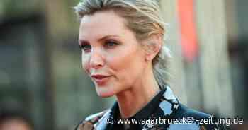 Foto-Strecke: Nadja Auermann – Das Supermodel mit den schönsten Beinen - Saarbrücker Zeitung
