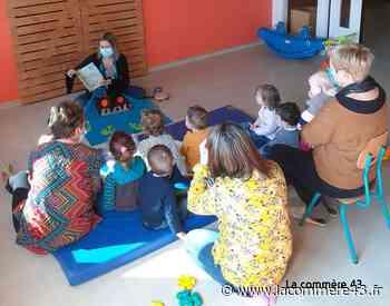 Monistrol-sur-Loire : une semaine consacrée aux tout-petits et aux histoires aux 6 Loupiots en marche - La Commère 43