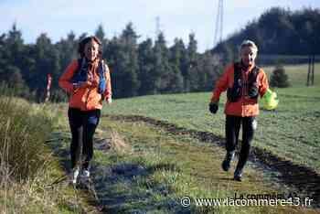 Monistrol-sur-Loire : un parcours de trail du Défi vellave balisé tout le week-end - La Commère 43