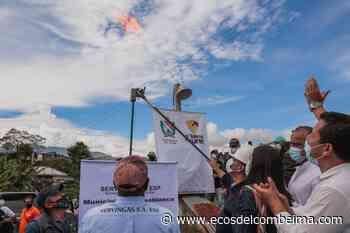 En Casabianca 13 veredas ya cuentan con el servicio de gasificación - Ecos del Combeima