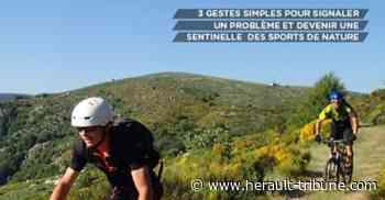 SERIGNAN - Sportifs : téléchargez Suricate et devenez sentinelle de l'environnement - Hérault-Tribune