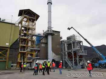Marignier : l'usine d'incinération va produire du chauffage pour plusieurs quartiers de Cluses et Scionzier - Radio Mont Blanc