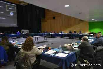 Nunavik regional councillors gather in Kuujjuaq - Nunatsiaq News