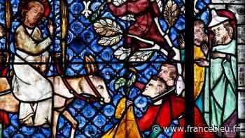 La tradition du Christ des Rameaux à Ammerschwhir - Die Tradition des Palmesels in Ammerschwhir - France Bleu