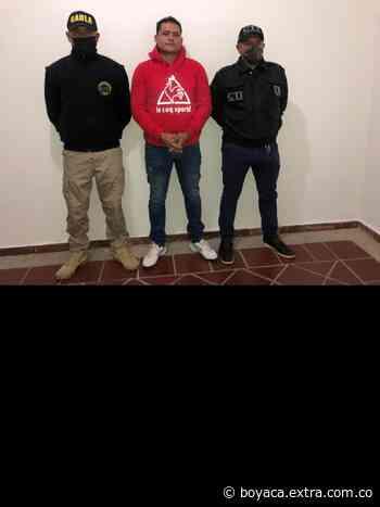 En Jenesano, Romeiro Edixon Gil fue enviado a la cárcel por tentativa de feminicidio - Extra Boyacá