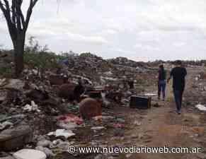 Un hombre encontró un feto en un basural de Ojo de Agua - Nuevo Diario de Santiago del Estero