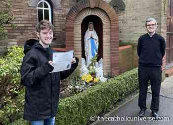 Didsbury parishioner is High Sheriff's Young Citizen of the Year - The Catholic Universe
