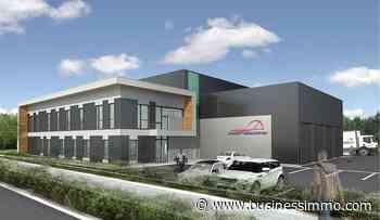 Champlan : Salini Immobilier va réaliser le siège social de Time Services - Business Immo
