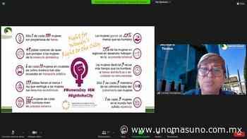 Capacita Defensoría Ixtapaluca para erradicar violencia contra mujeres - UnomásUno
